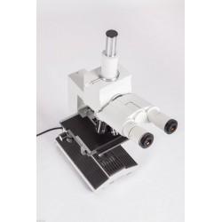 Planachromatic JENALAB Microscope. CARL ZEISS JENA