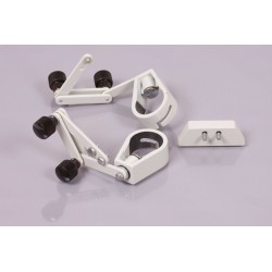 Double Arm Rotary for Stereoscopic Magnifiers Lighting CARL ZEISS JENA