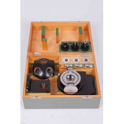 Universal Rotary Stage 1234 model for JENAPOL Carl Zeiss Jena