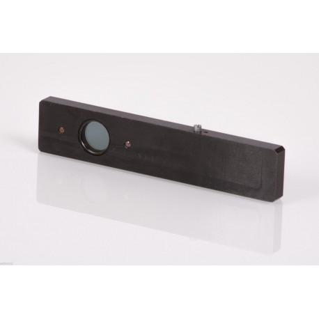Test eyepiece slide 318759:002.25 for Microscope CARL ZEISS JENA